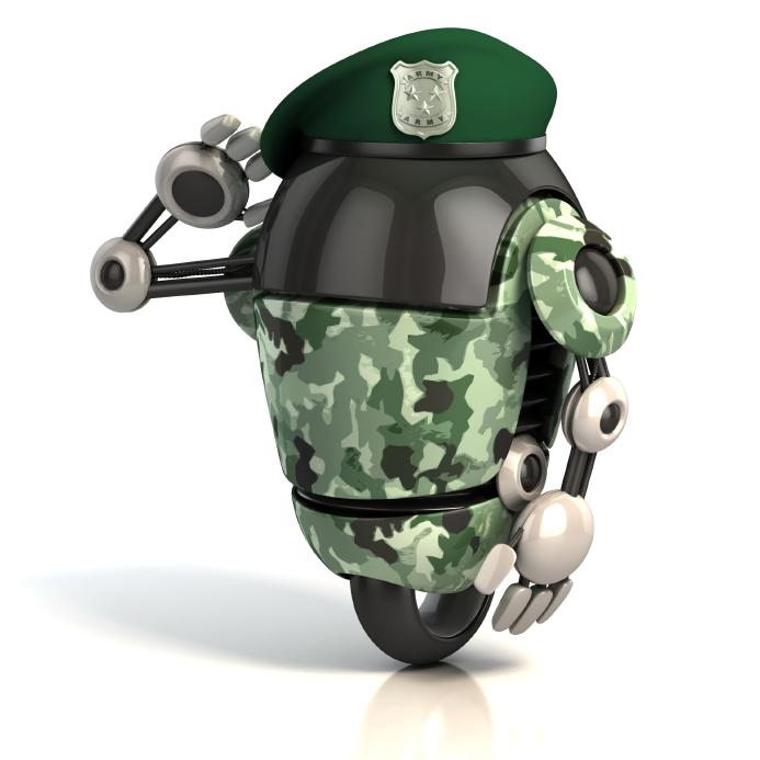 Soldier_Robot