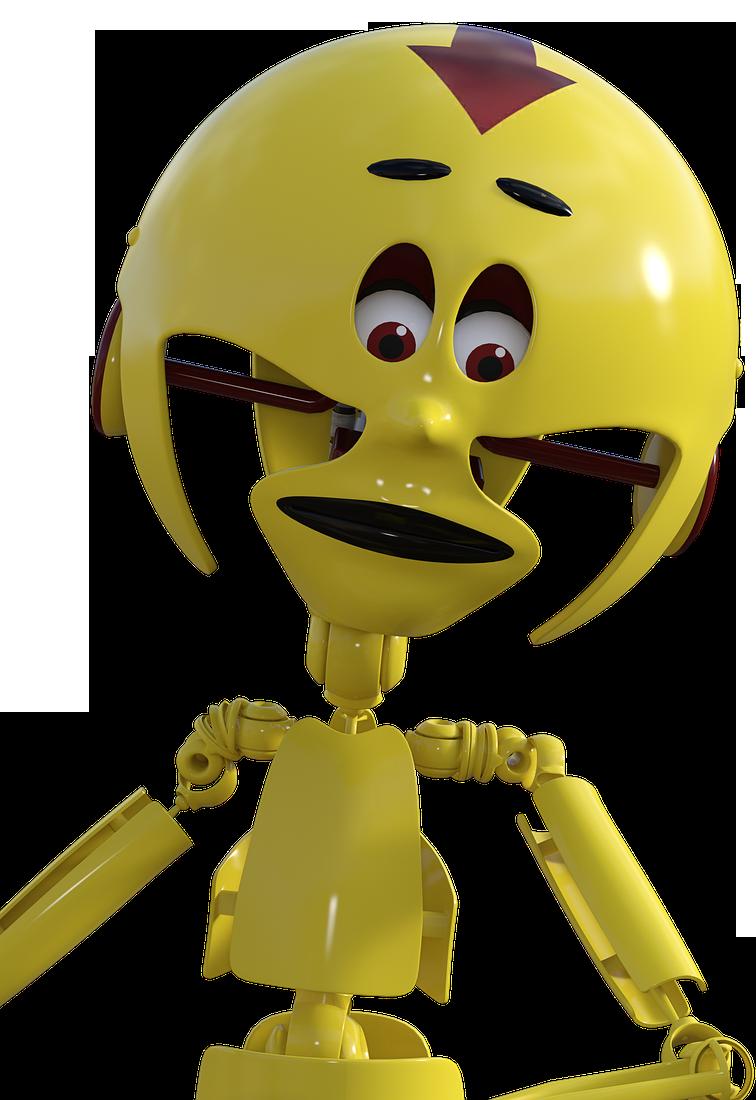 Yellow_Robot