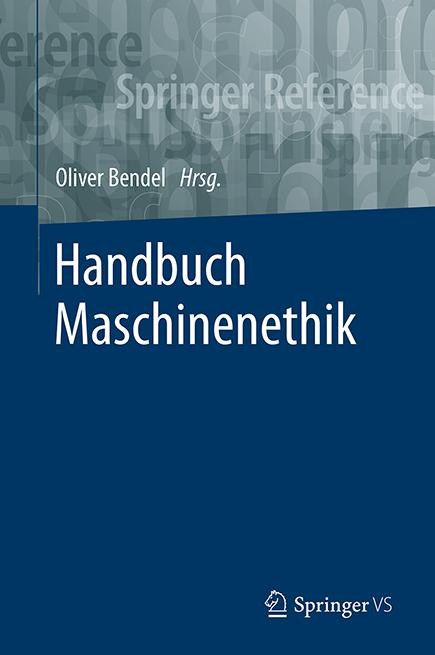 Cover Handbuch Maschinenethik